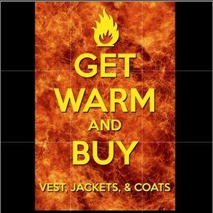 Jackets & Blazers - Vest, Jackets, and Coats
